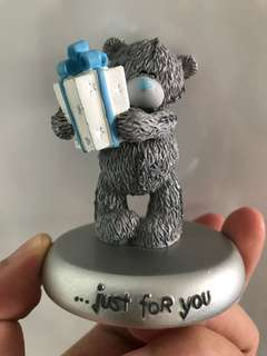 Tatty Bear ... just for you ornament