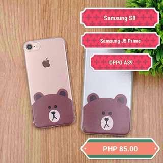 Oppo A39 & Samsung S8 Case