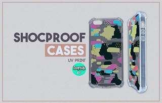 UV Printed Shockproof Cases