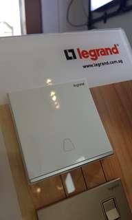 [Latest] Legrand Full panel door bell button