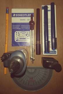 Buy 1 take all Drafting tools