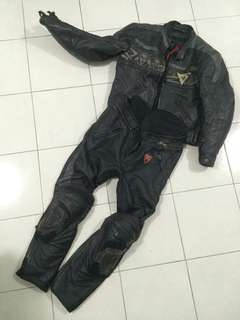 Dainese Racing Suits 2pcs