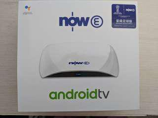 NOW android TV