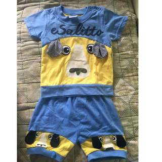 Clothes Set for Baby Boy