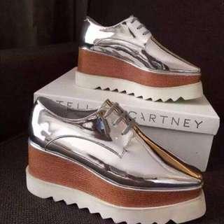 Authentic STELLA MCCARTNEY shoes heels wedge sneakers