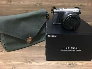 For Sale : Fujifilm X-E2S with 18-55mm kit lens