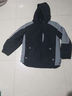 Winter jacket for a kid