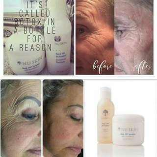 Its More Like Botox In A Bottle So Affordable And Delivers Results (two products)