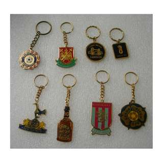 旅遊紀念匙扣每個$30 Vintage Keichain Each $30