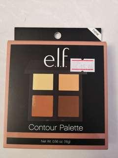E.l.f. contour palette