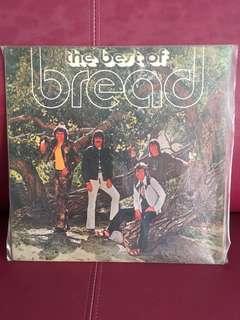 Bread vinyl LP The Best of Bread