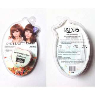 PALZ Nude Double Eyelid Tape (300 pieces)