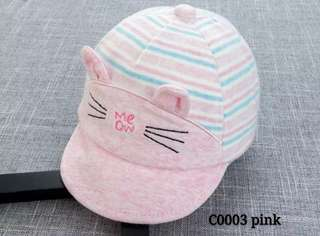 Baby cutie Cap (READY STOCK)