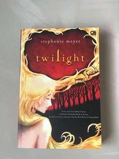 Twilight Novel Indonesia