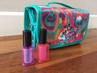 Smiggle foldable peculiarly case