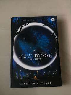 New Moon Twilight Bahasa Indonesia Novel