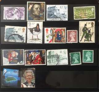 Stamps - UK