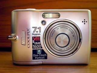 (Rush) Nikon Coolpix L12 - Swap or For sale