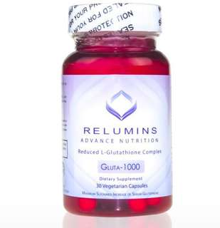 relumins gluthatione