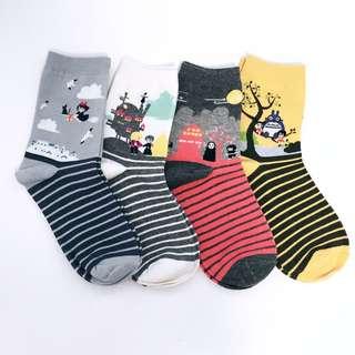 Studio Ghibli - Ladies Socks