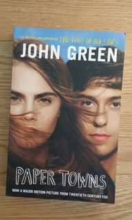 🚚 Paper Towns