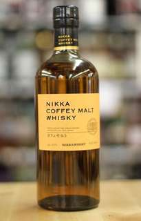Nikka Coffey Malt 2018 日本第一