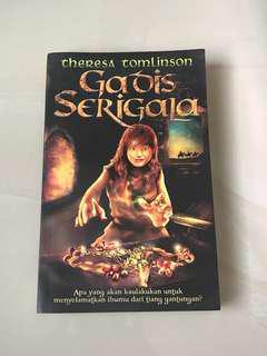 Gadis Serigala Novel Indonesia