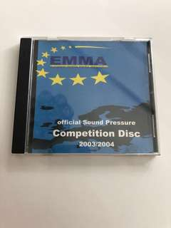 Emma Competition CD 2003/2004