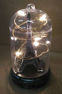 eiffel paris small lamp