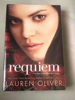 Requiem Lauren Oliver Novel English