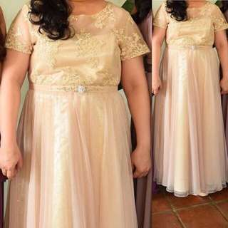 Costoura Gown