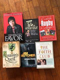 Assortment Of Books