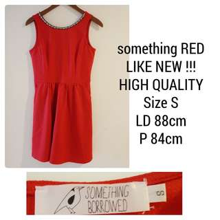 SOMTHING RED