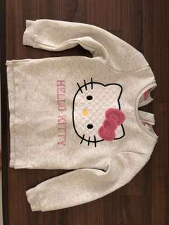 Preloved H&M hello kitty sweater