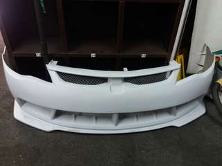 Spoon Frt Bumper Civic FD