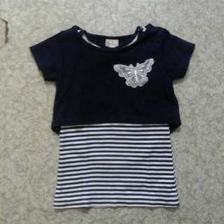 Tenderly Dress 6-12mos