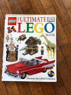 The Ultimate LEGO Book