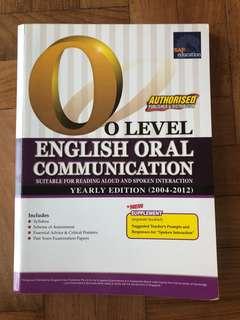 O Level English Oral TYS