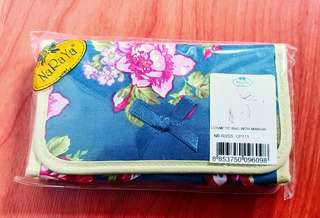 NaRaYa Cosmetic Bag with Mirror