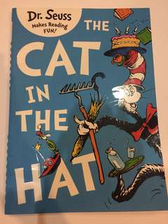 Dr.Suess-The Cat In The Hat