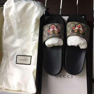 authentic gucci sandal 23cm