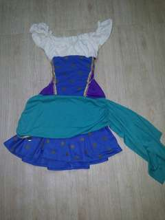 Girl costume 10-12 yrs old