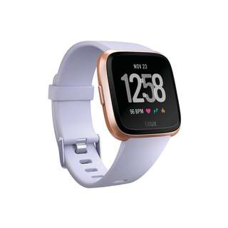 Fitbit Versa Special Edition Periwinkle color (Overseas)