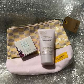 L'occitane Package
