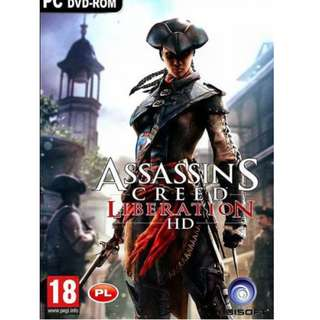 Assassin's Creed Liberation HD Offline with DVD (PC)