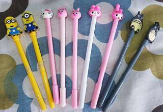 Brand new ~ Cute cartoon Pens