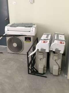1horsepower & 2horsepower aircond