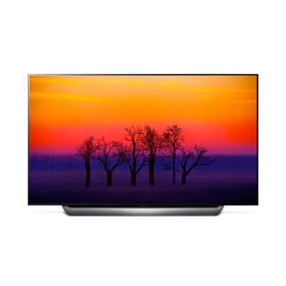 LG 2018 OLED TV 55C8