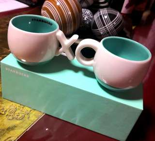 Limited Edition Starbucks XO Demitasse Set (with SKU) for Sale for Php 1600 only