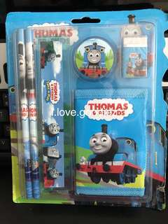 Thomas and friends wallet set- stationary packages, goodies bag gift